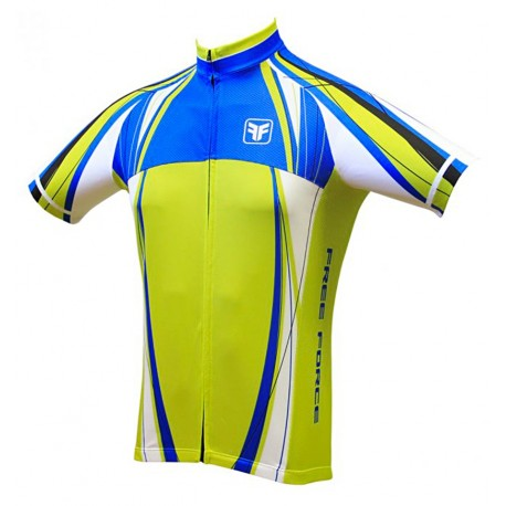 Camisa Ciclista Glide - Free Force