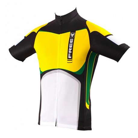 Camisa Ciclista Discovery - Free Force