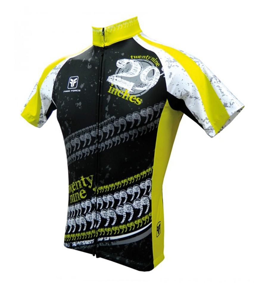 Camisa Ciclista 29'ER - Free Force