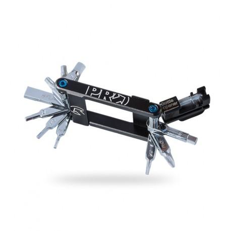Kit Ferramentas Bike Canivete 15 funções Mini - Pro