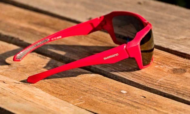 Estudo: Óculos de ciclismo Shimano. Tecnologia das lentes.