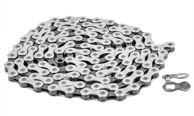 Troca de corrente de bicicleta por desgaste, alongamento ou ruptura