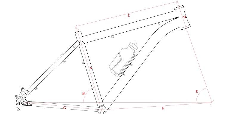 Geometria TSW Ride
