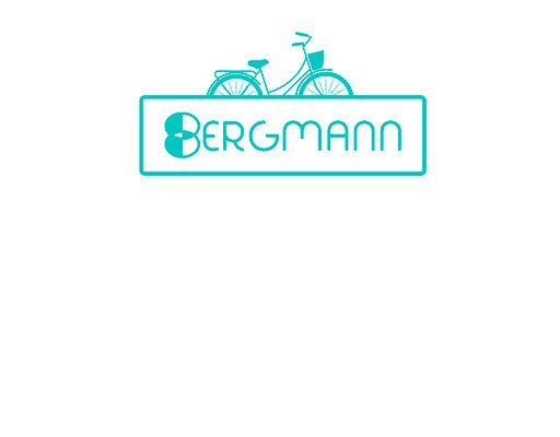 cicicletas de passeio Bergmann.