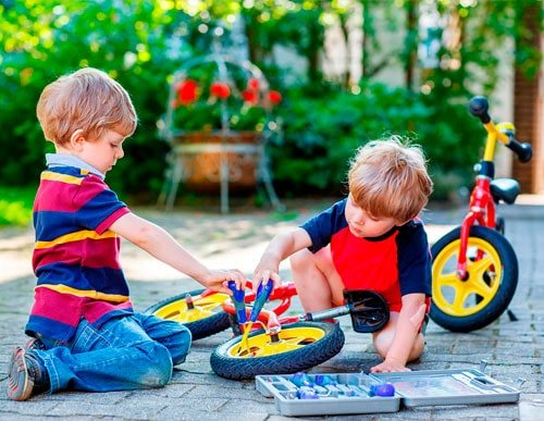 cia Kids. Ciclismo infantil.